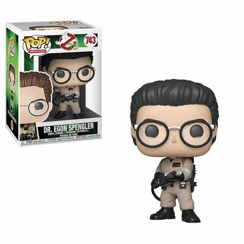 Ghostbusters : Egon Spengler NEUF Funko POP!