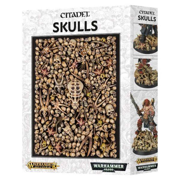Citadel Skulls NEUF Citadel