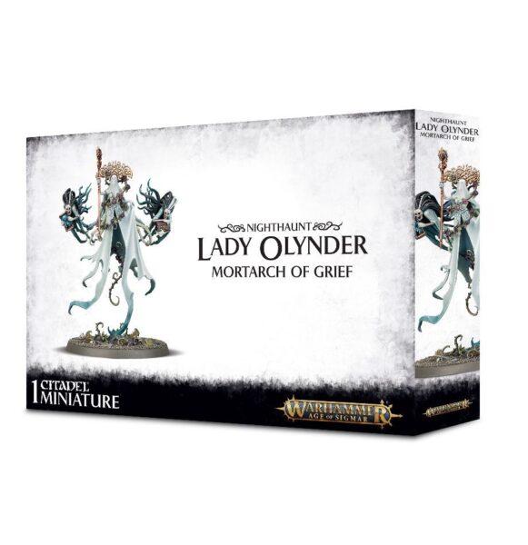 Nighthaunt Lady Olynder NEUF Warhammer Age Of Sigmar