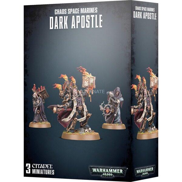 Chaos Space Marines Dark Apostle NEUF Warhammer 40000