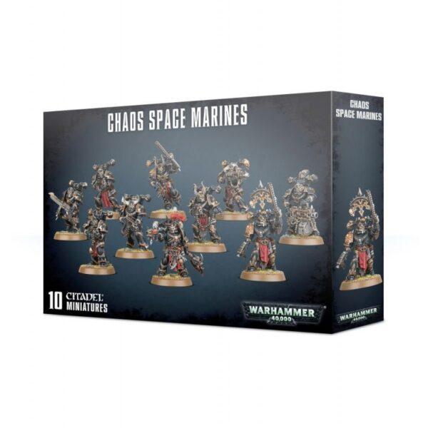 Chaos Space Marines NEUF Warhammer 40000