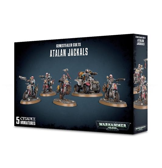 Atalan Jackals NEUF Warhammer 40000