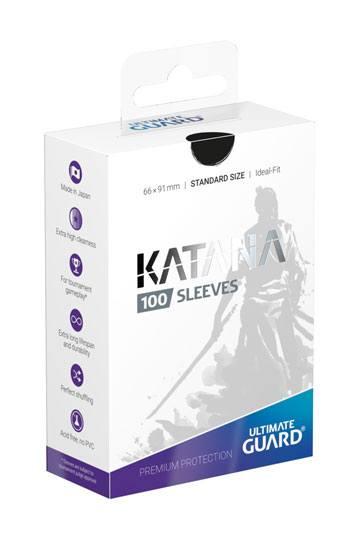 UG 100 Sleeves Katana Standard Noir NEUF Accessoires