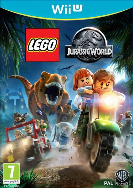 Lego Jurassic World OCCASION Nintendo Wii U