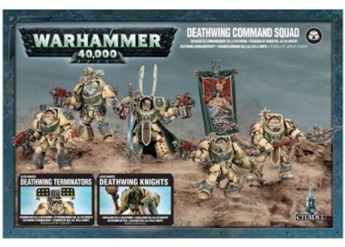 Deathwing Command Squad NEUF Warhammer 40000