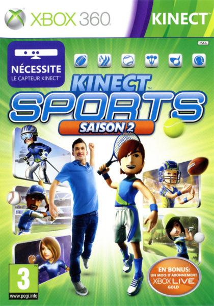 Kinect Sports Saison 2 OCCASION Xbox 360