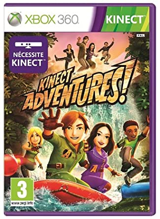 Kinect adventures OCCASION Xbox 360