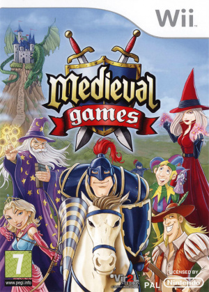 Medieval Games OCCASION Nintendo Wii