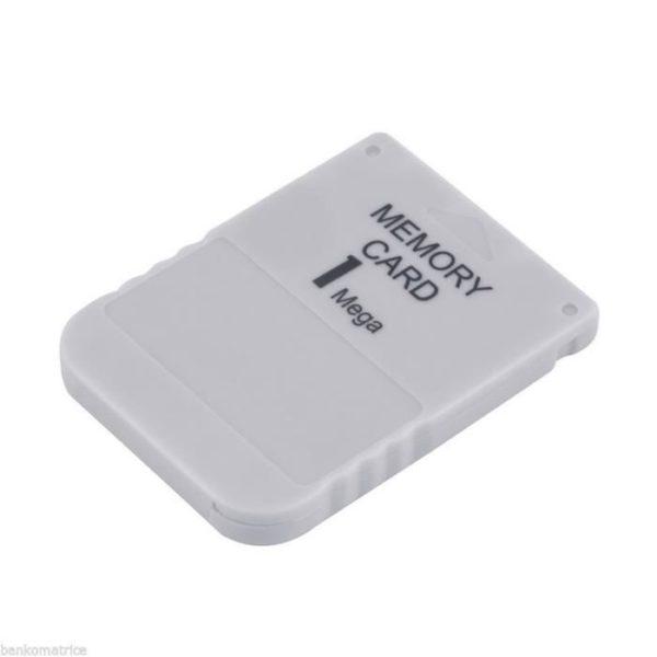 Memory Card 1Mo OCCASION Playstation 1
