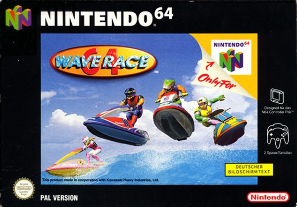 Wave race OCCASION Nintendo 64