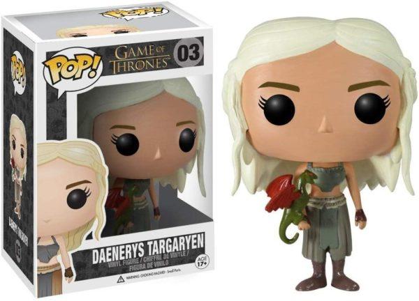 Game Of Thrones : Daenerys OCCASION Funko POP!