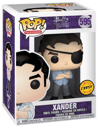 Buffy: Xander chase NEUF Funko POP!