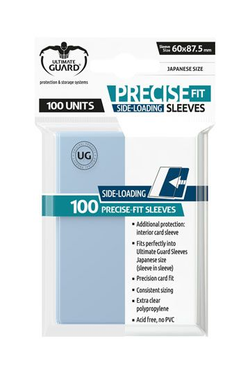 UG 100 Sleeves Jap Precise Fit NEUF Accessoires