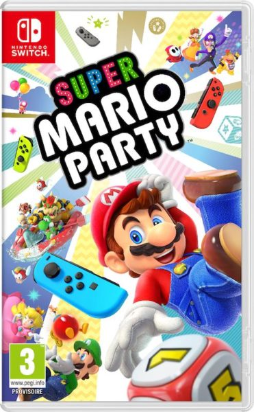 Super Mario Party NEUF Nintendo Switch