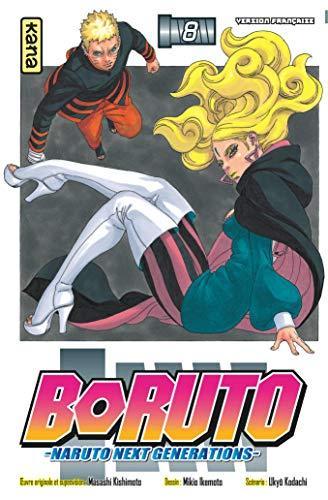 Naruto : Uzumaki Boruto NEUF Manga