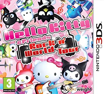 Hello Kitty et Ses Amis OCCASION 3DS
