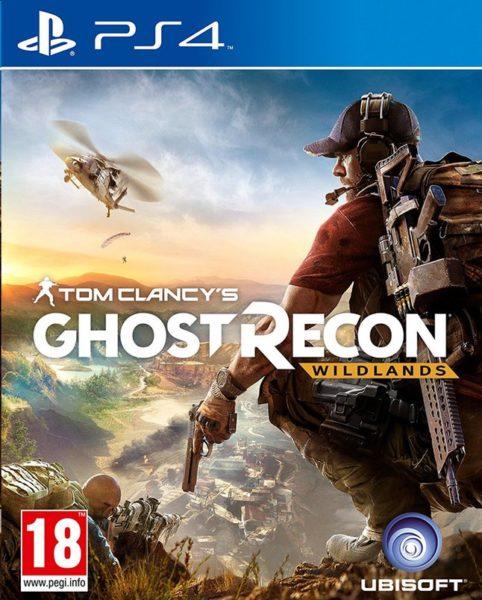 Ghost Recon Wildlands OCCASION Playstation 4
