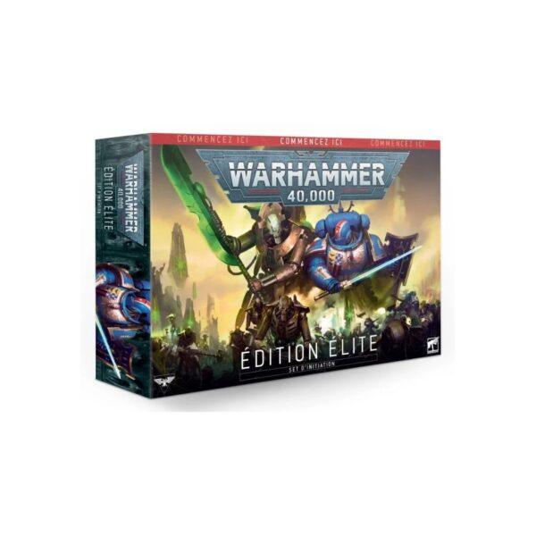 Elite NEUF Warhammer 40000
