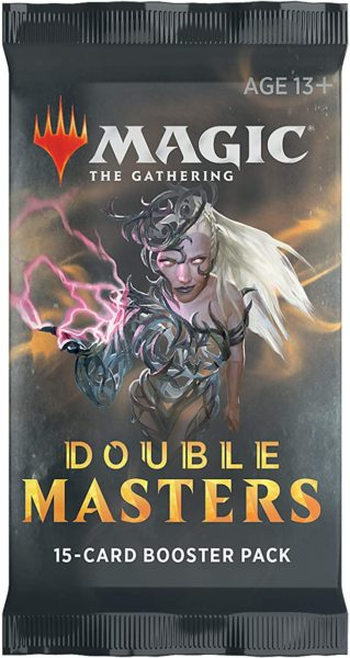 Double Masters Boosters Unité NEUF Magic The Gathering