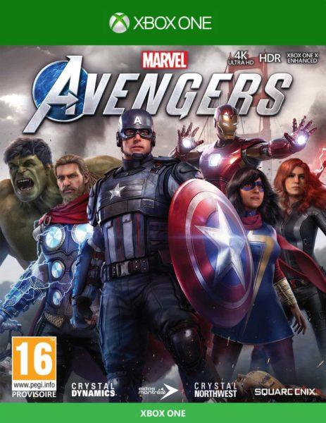 Marvel Avengers NEUF Xbox one