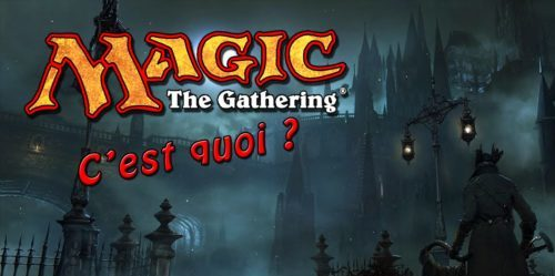 Magic Initiation Et Découverte