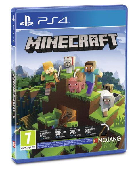 Minecraft Bedrock Edition NEUF Playstation 4