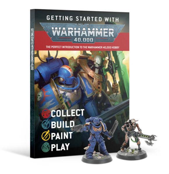 Comment Débuter NEUF Warhammer 40000