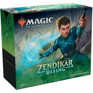 Zendikar Rising Bundle VF NEUF Magic The Gathering