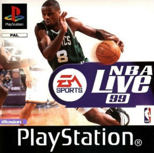 NBA live 99 OCCASION Playstation 1