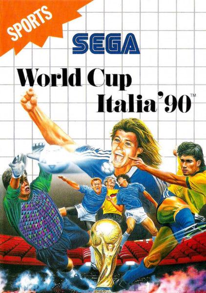 World cup Italia 90 OCCASION Sega master system