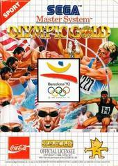 Olympic gold OCCASION Sega master system