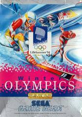 Winter olympics OCCASION Sega gamegear