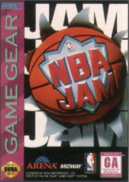 NBA jam OCCASION Sega gamegear