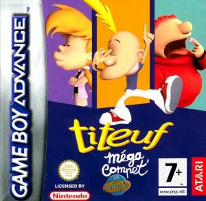 Titeuf mega-compet OCCASION Gameboy advance