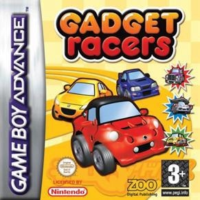 Gadget racers OCCASION Gameboy advance