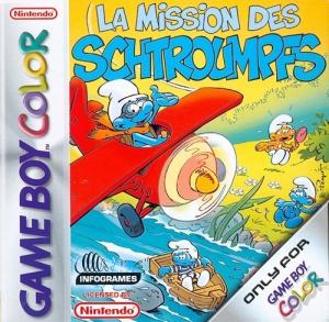 Les Schtroumpfs OCCASION Game boy color