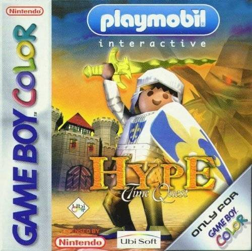 Playmobil Hype OCCASION Game boy color