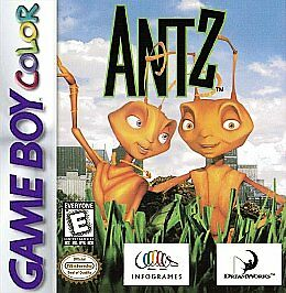 Antz OCCASION Game boy color