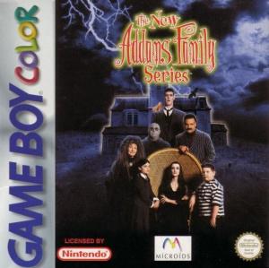 La famille Addams OCCASION Game boy color