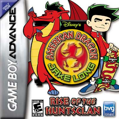 American dragon OCCASION Gameboy advance