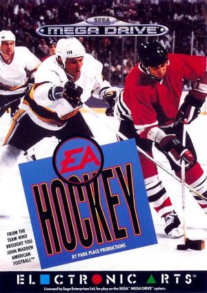 EA hockey OCCASION Mégadrive