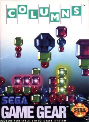 Columns OCCASION Sega gamegear