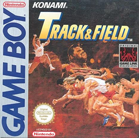 Track & field OCCASION Game boy