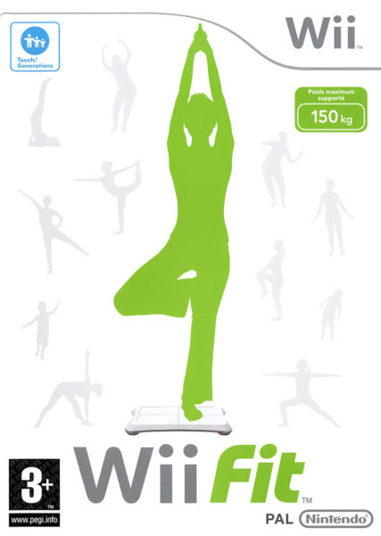 Wii Fit OCCASION Nintendo Wii