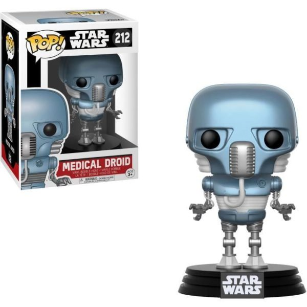 212 – Star Wars Medical Droid (Limited) NEUF Funko POP!