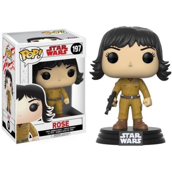197 – Star Wars : Rose Funko POP!