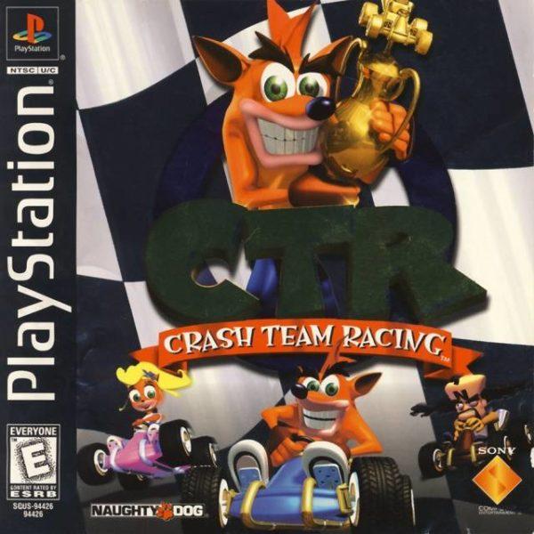 Crash Team Racing OCCASION Playstation 1