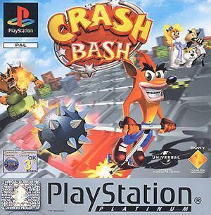 Crash Bash Platinium OCCASION Playstation 1
