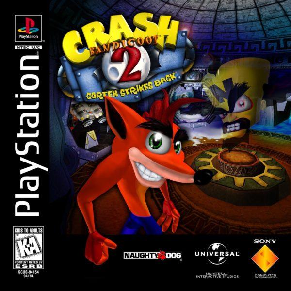 Crash Bandicoot 2 Cortex Strikes Back OCCASION Playstation 1