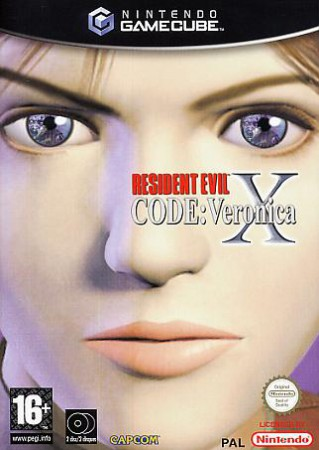 Resident Evil CODE Veronica X OCCASION Gamecube
